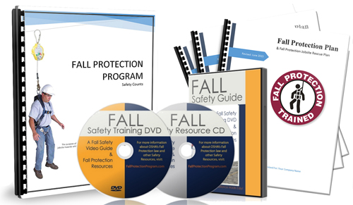 OSHA Fall Protection Compliance Bundle - Small